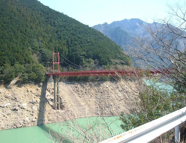 奈良県道228号東川河合線